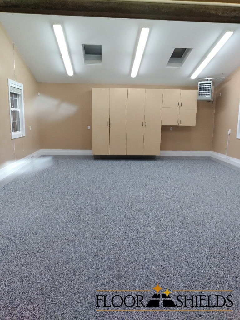 How To Prepare A Garage Floor For Epoxy Coating