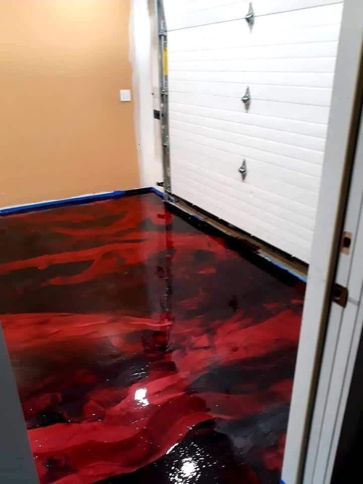 Epoxy Garage Floor Coating