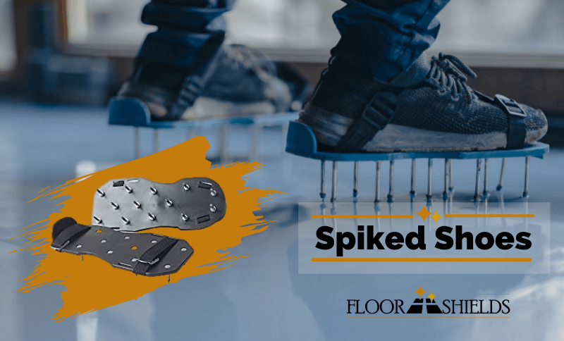 Spiked Shoes For Epoxy Review