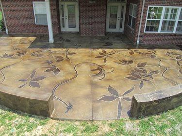 Decorative Concrete Contractor