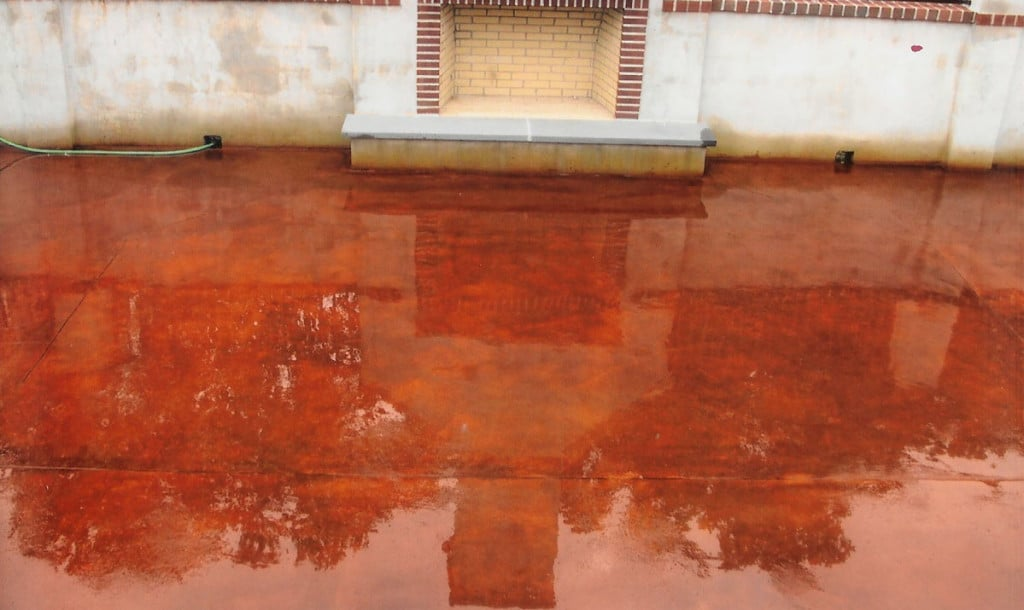 Advantages To Concrete Staining - How to Properly Stain Concrete