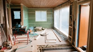 Construction of the home