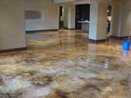 interior concrete stains