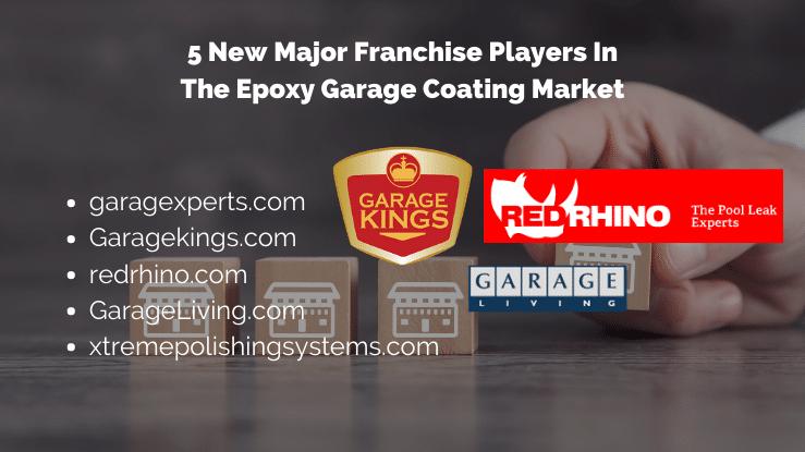 Franchise of Epoxy Garage Coating